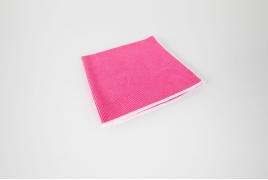 Lavette microfibre C120 - Rose